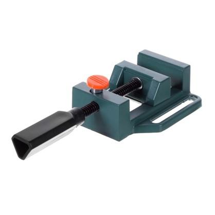 Тиски слесарные с ускоренным зажимом Калибр 70x60 мм