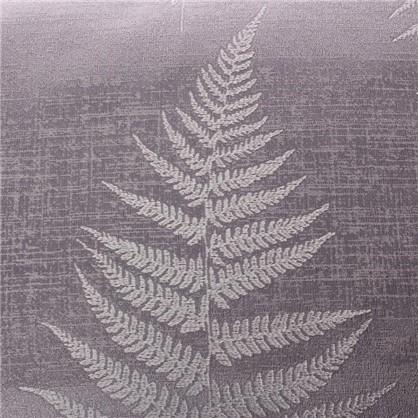 Ткань Папоротник жаккард 300 см цвет серый