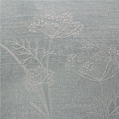 Ткань Просторы жаккард 300 см цвет серый зеленый
