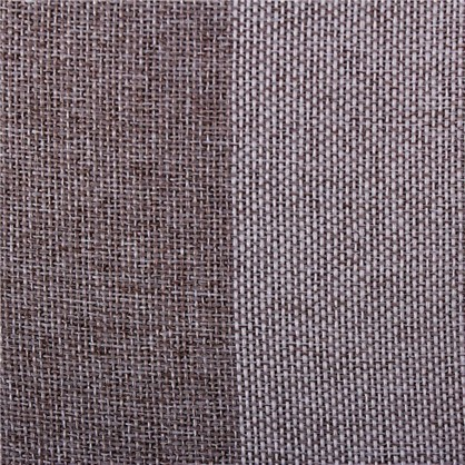 Ткань Шато джутовая мешковина 280 см цвет бежевый