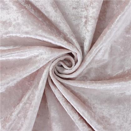 Ткань Тюдор велюр 280 см цвет экрю