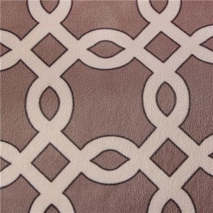 Ткань велюр 280 см цвет бежевый