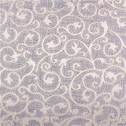 Ткань Жозефина жаккард 280 см цвет голубой