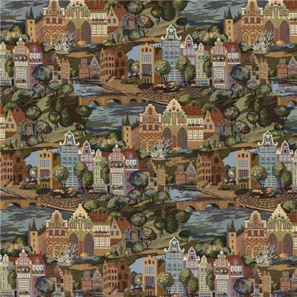 Ткань Амстердам 160 см гобелен