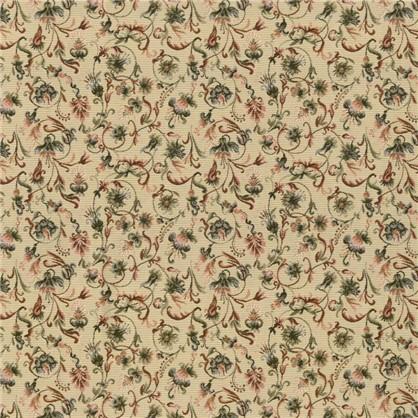 Ткань Английские цветы 160 см гобелен