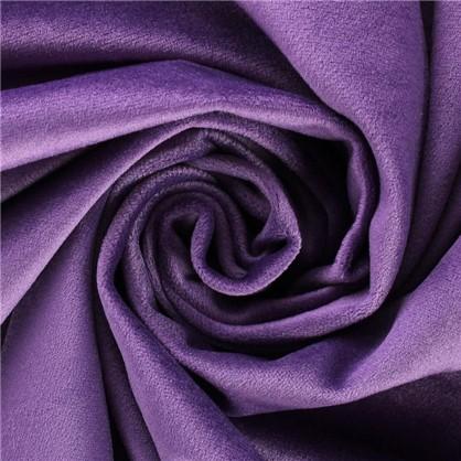 Ткань бархат 150 см цвет сиреневый
