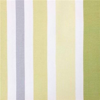 Ткань Эстефания 280 см полосы цвет зеленый