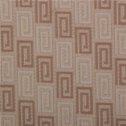 Ткань Меандры 150 см цвет бежевый