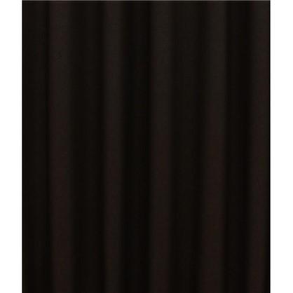 Ткань Рогожка 280 см цвет шоколадный