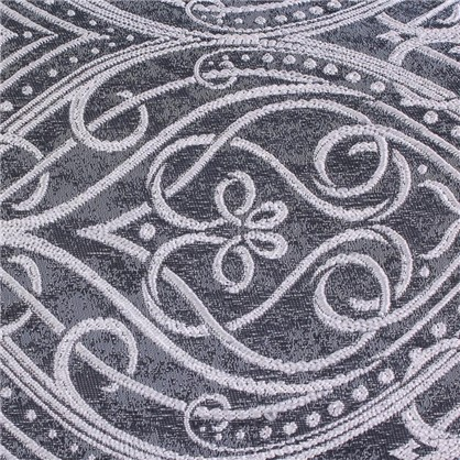Ткань жаккард 280 см цвет серый
