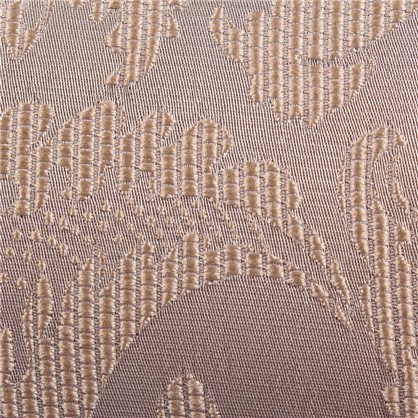 Ткань жаккард Магия 280 см цвет экрю