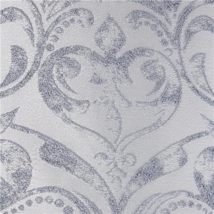 Ткань жаккард Моника 280 см цвет серебристый