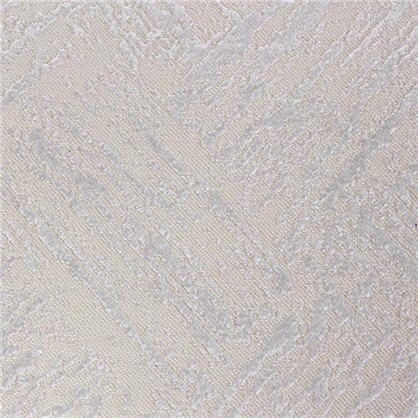 Ткань жаккард Ромб 280 см цвет молочный