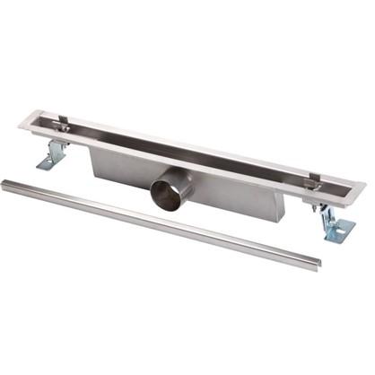 Трап для душа Vidage 500х30 мм сталь