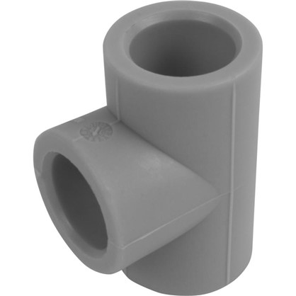 Тройник FV-Plast -Plast 20х20х20 мм полипропилен