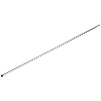 Труба 10х10х1000х10 мм алюминий цвет серебро