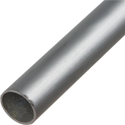 Труба 16х16х2000х16 мм алюминий цвет серебро