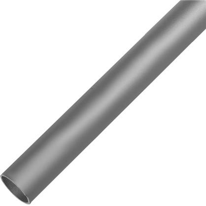 Труба 20х20х2000х20 мм алюминий цвет серебро