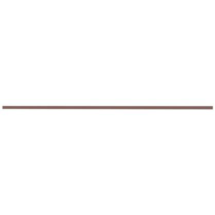 Труба для забора Ral 40х20х2500 мм цвет коричневый