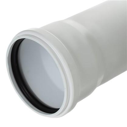 Труба Equation с шумопоглощением d 110 мм L 0.15 м полипропилен