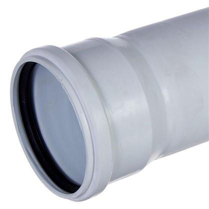 Труба Equation с шумопоглощением d 110 мм L 0.5 м полипропилен