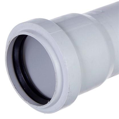 Труба Equation с шумопоглощением d 50 мм L 0.15 м полипропилен
