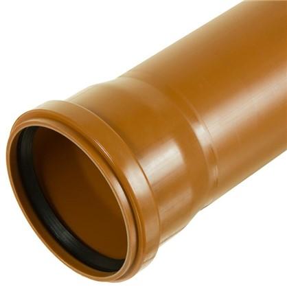 Труба раструбная наружная 110х2000 мм