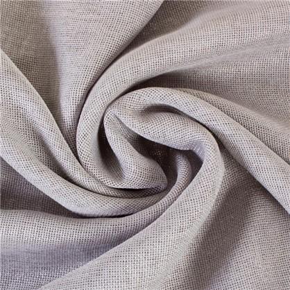 Тюль 1 п/м 300 см мелкая сетка цвет серый