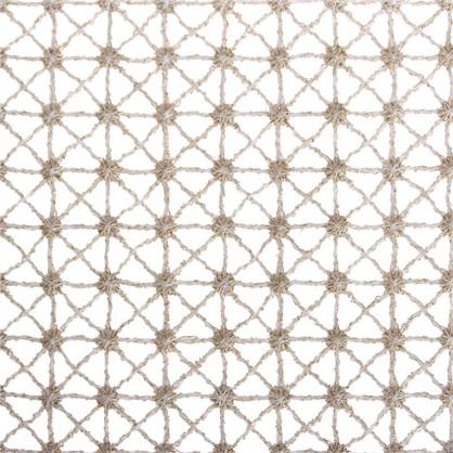 Тюль 1 п/м Кассиопея 280 см цвет серебристый