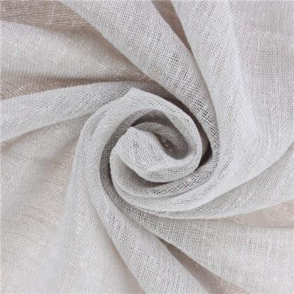 Тюль Flona 280 см цвет бежевый