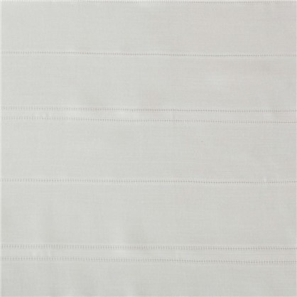 Тюль Мелкие полосы 280 см цвет белый