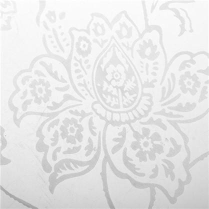 Тюль Милена органза деворе 280 см цвет экрю