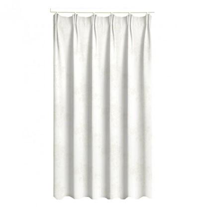 Тюль на ленте Ballarat 160х260 см вуаль цвет белый