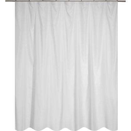 Тюль на ленте Лол 300х280 см цвет серый