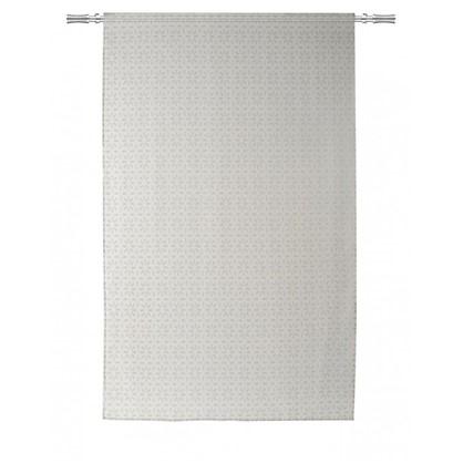 Тюль на ленте Магнитогорск 160х260 см вуаль цвет серый