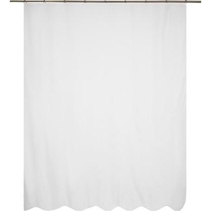 Тюль на ленте Нежность 250х260 см цвет белый