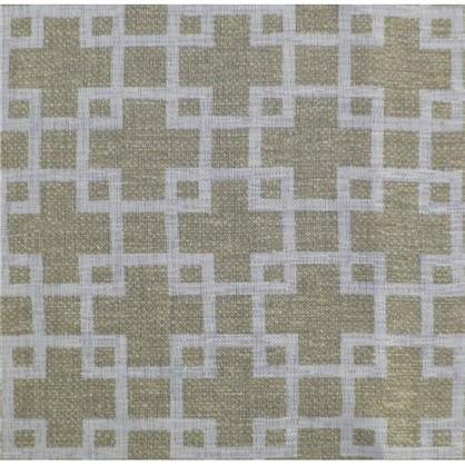 Тюль на ленте Outline 250х180 см цвет фисташковый