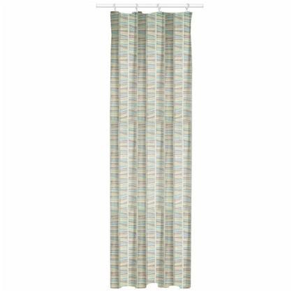 Тюль на ленте Salanca 140х260 см вуаль цвет мультиколор