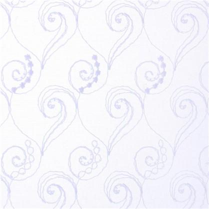Тюль Романтик вышивка 285 см цвет белый
