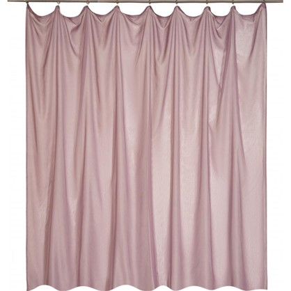 Тюль Softy на ленте 300х260 см античный розовый