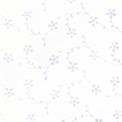 Тюль Ветка вышивка 285 см цвет белый