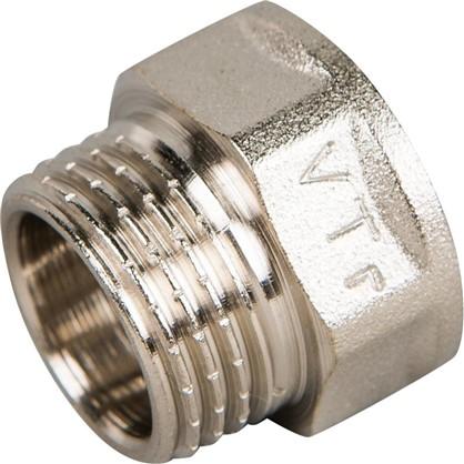 Удлинитель Valtec внутренняя резьба 1/2х10 мм