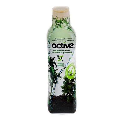 Удобрение Active для декоративно-лиственных растений 0.5 л