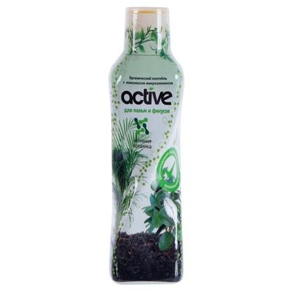 Удобрение Active для пальм и фикусов 0.5 л