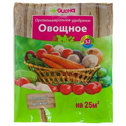 Удобрение Биона для овощей ОМУ 0.5 кг