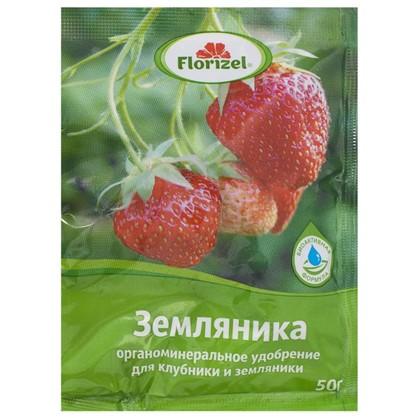 Удобрение Florizel для земляники и клубники ОМУ 0.05 кг
