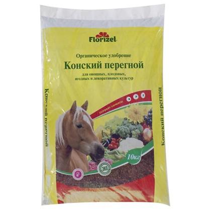 Удобрение Florizel Конский перегной гранулированный ОУ 10 кг