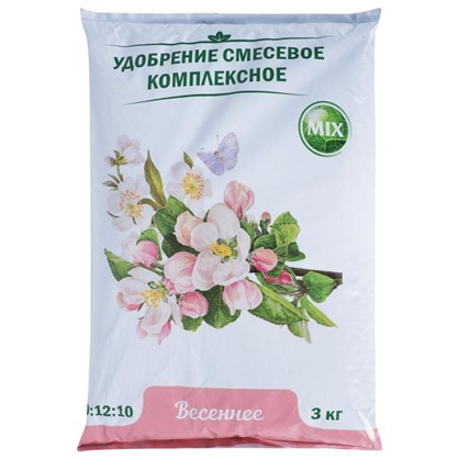 Удобрение Весеннее 3 кг