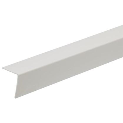 Угол 30x30x2700 мм ПВХ цвет белый