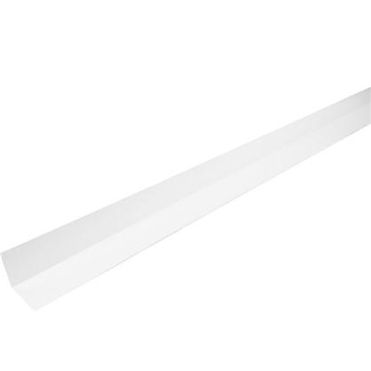 Угол 70х70x2700 мм цвет белый